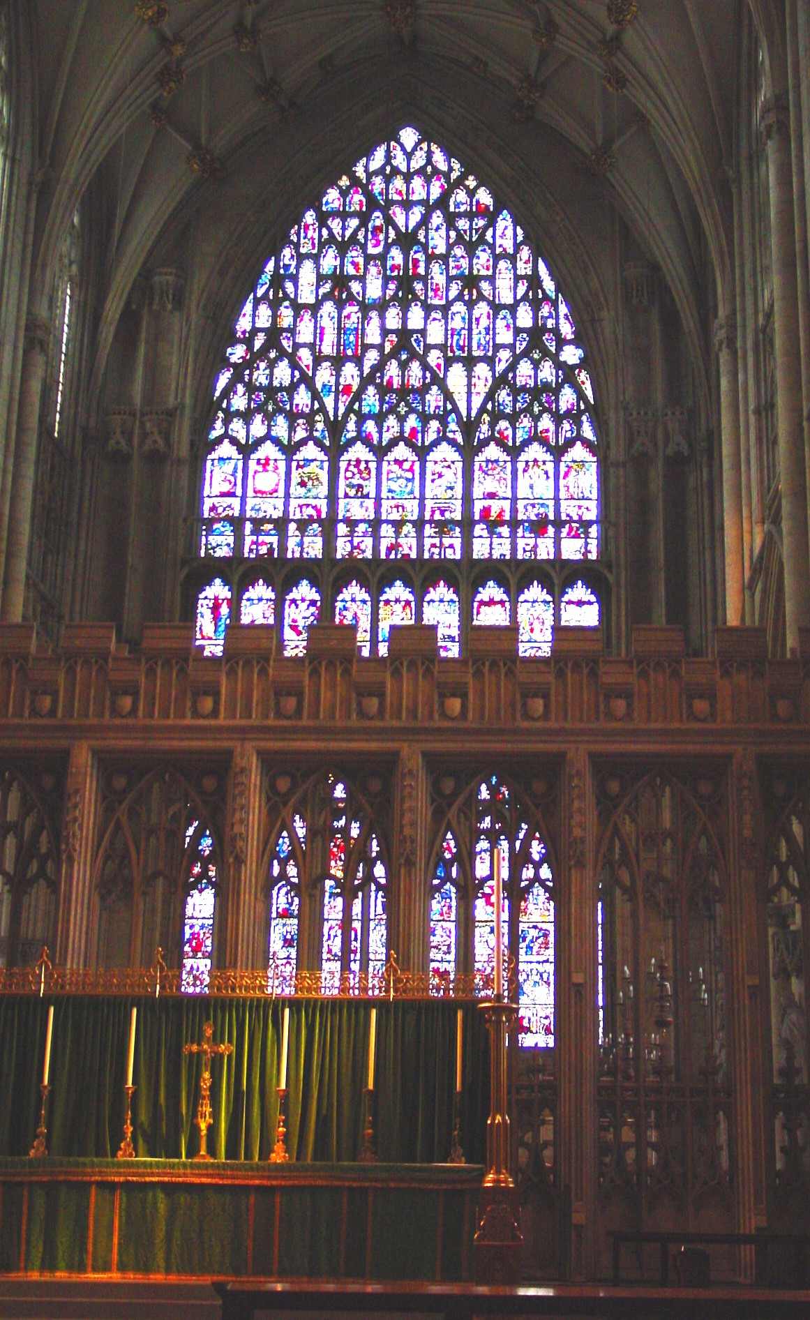 York minster cathedral for West window york minster